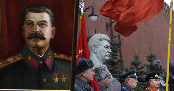 Bill's Weekly Column - The Stalinists are Here