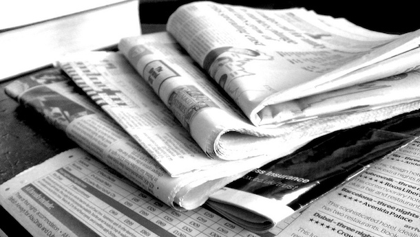 How the American Press Collapsed