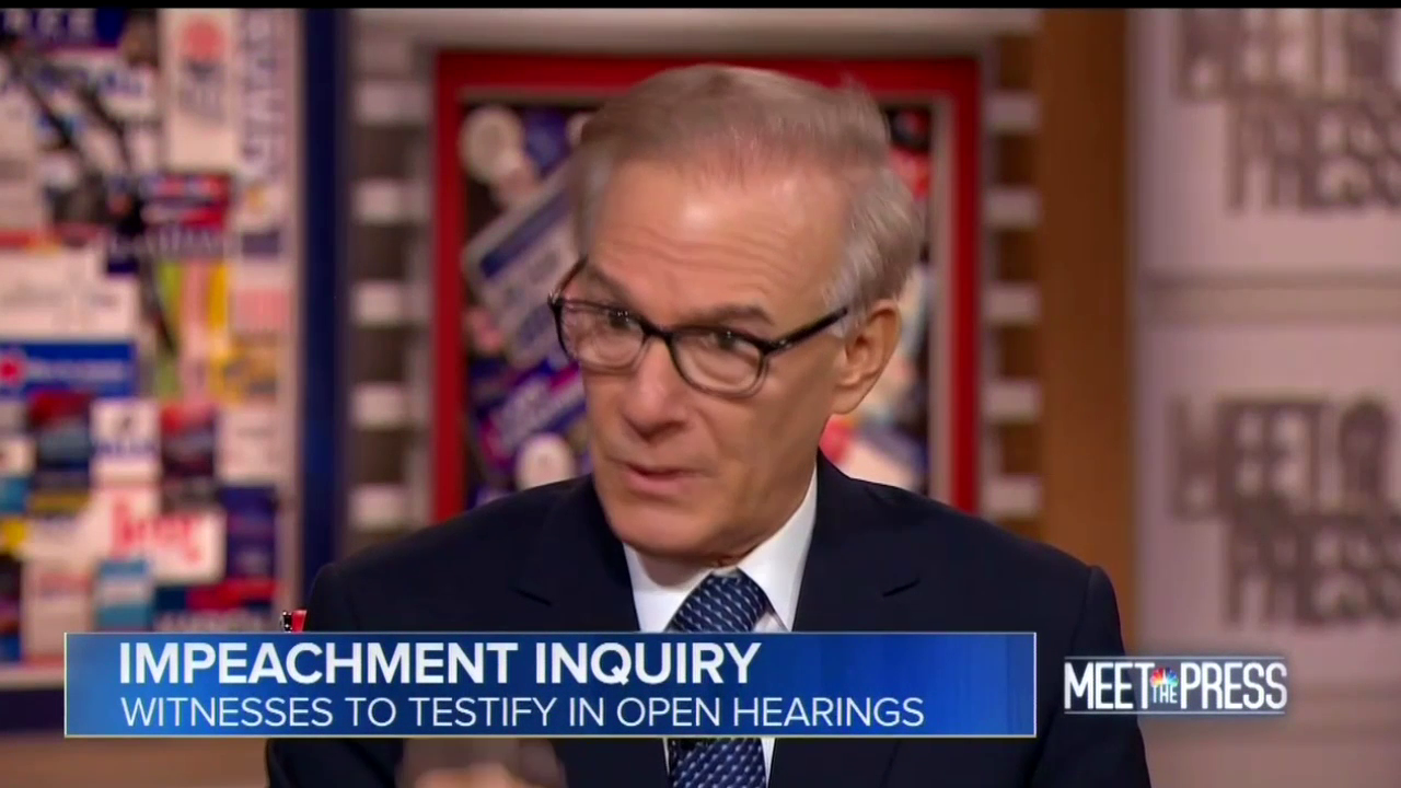 VOD - NBC Panel Hopes Dems Can 'Dramatize' Impeachment Hearings With Crying Witnesses