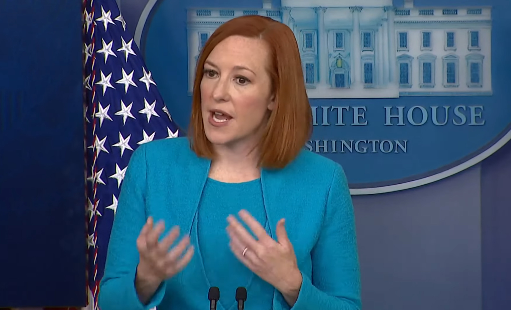 Psaki: Hooray for Inflation!