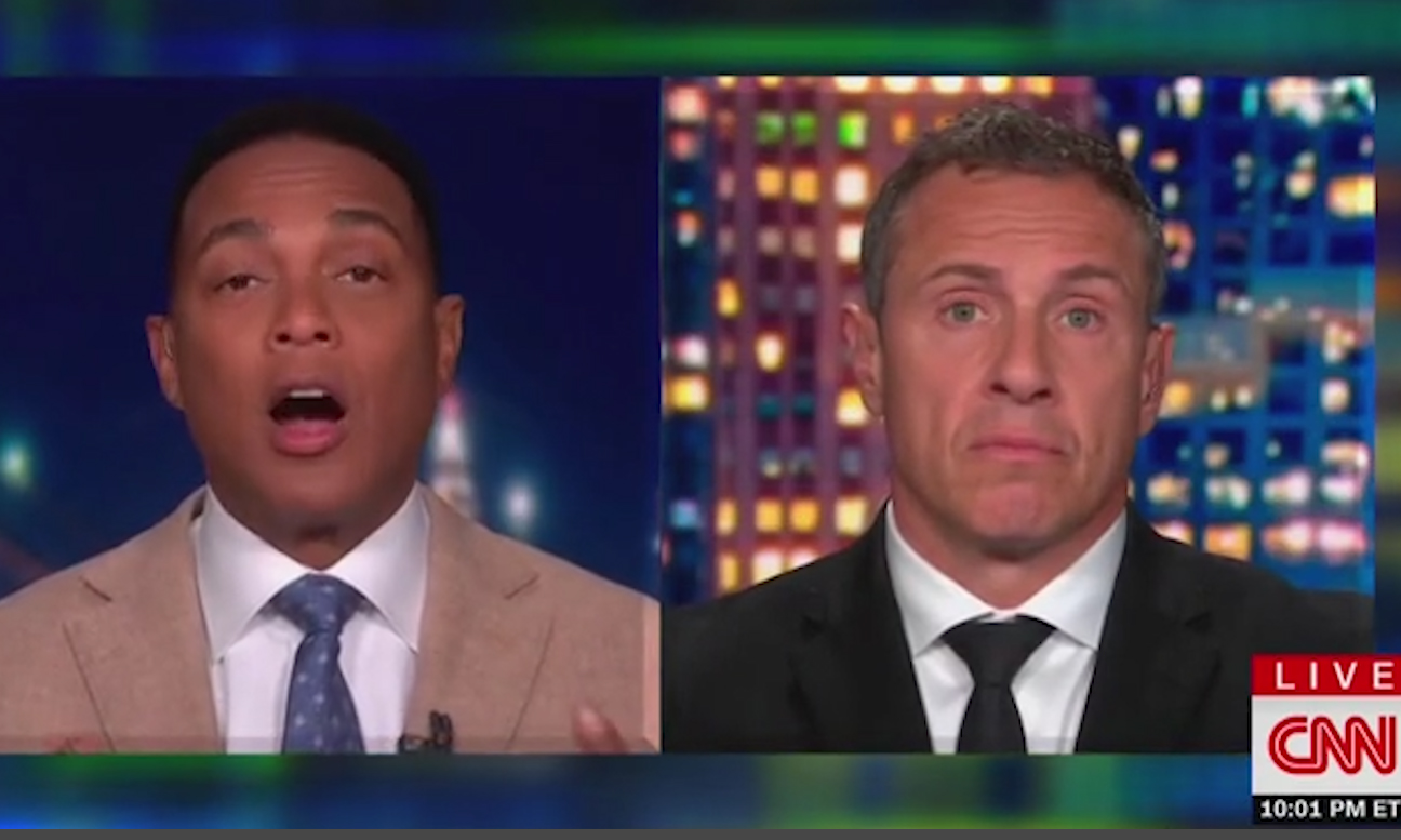 Don Lemon: Im a Good Human Being
