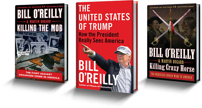 Killing the Mob, United States of Trump, Killing Crazy Horse