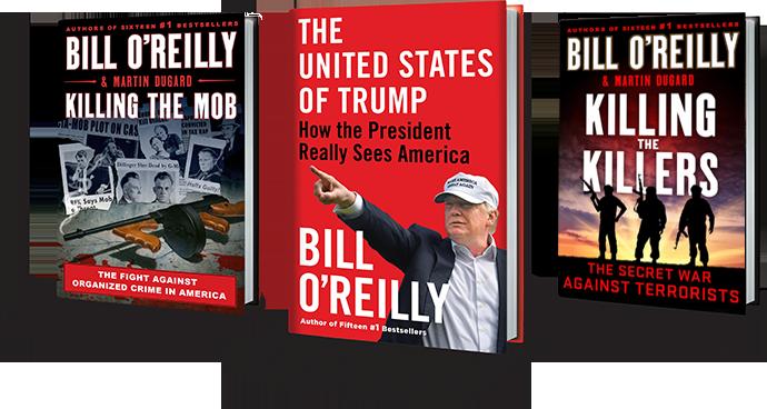 Killing the Mob, United States of Trump, Killing the Killers