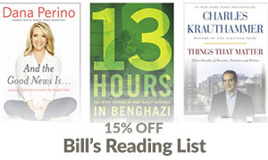 BIll's Reading List