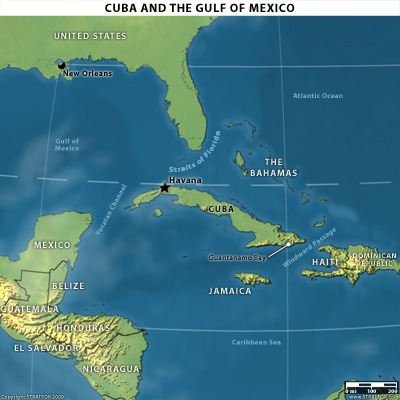 John F Kennedy Assassination The Cuban Connection The Adventure - Us and cuba map