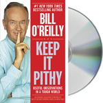 Keep It Pithy - Audio CD