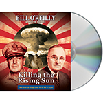Killing the Rising Sun - Audio CD