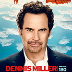 Dennis Miller: America 180 - Audio CD