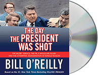 The Day the President Was Shot - Audio CD
