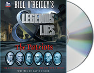 Legends & Lies: The Patriots - Audio CD
