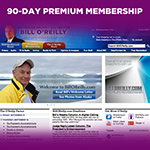 BillOReilly.com 90 Day Non-renewing Premium Membership