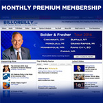 BillOReilly.com MONTHLY Premium Membership