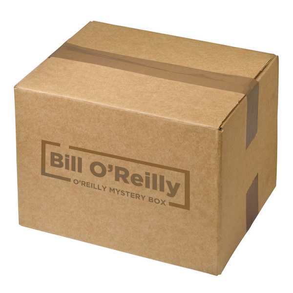 FEATURED ITEM - O'Reilly's Mystery Box