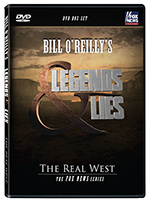 Legends & Lies: The Real West - DVD - free