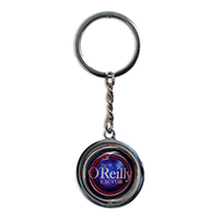 The O'Reilly Factor Keychain