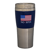 No Spin Travel Mug - free