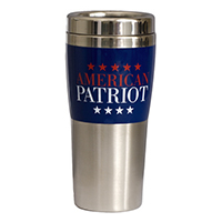 American Patriot Travel Mug