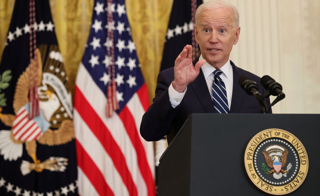 LISTEN: O'Reilly and Beck React to President Biden's First Press Conference