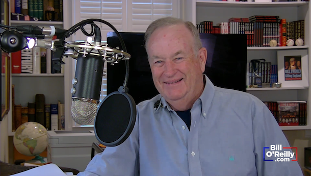 Bill O'Reilly: Boy Scouts
