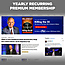 BillOReilly.com YEARLY Premium Membership - with your choice of free gift