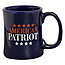 American Patriot Diner Coffee Mug