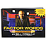 Factor Words Book - Expanded - Autographed