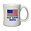 No Spin Wife Diner Coffee Mug