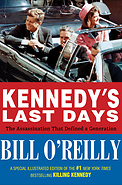 Kennedy's Last Days - Autographed