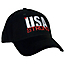 USA Strong Structured Baseball Cap