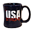 USA Strong Diner Coffee Mug