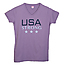 USA Strong Women's V-Neck T-Shirt