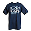 The Spin Stops Here Men's T-Shirt