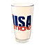 USA Strong Pint Glass Set