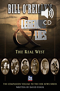Legends & Lies: The Real West - Audio CD