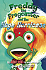 Freddy the Frogcaster and the Huge Hurricane - Hardcover