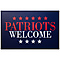 Patriots Welcome Doormat - $14 with yearly Premium Membership