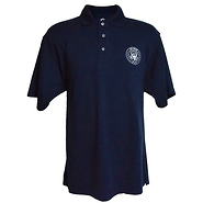 No Spin Dad Moisture Wicking Polo Shirt