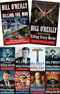 LIFETIME Concierge Membership with FREE Killing Series Collection