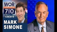 OReilly on the Radio: Presidential Hopefuls For 2020; Dishonest News Media; Hollywoods Political Problems
