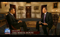 Watch OReillys 2014 Super Bowl Interview with President Obama