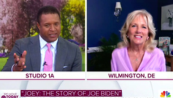NBC Gushes Over Jill Biden And Her 'Joey'