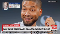 CNN Decides Media is Not Part of the Jussie Smollett Attack Hoax