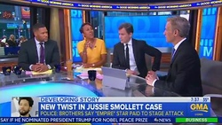 ABC Plays Damage Control After Jussie Smollett Story Takes a Turn