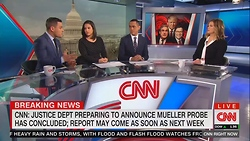 CNN Prepares Viewers for Lack of Substance from Mueller Report