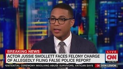 CNN Host: CNN Used Just the Facts in Reporting on Smollett