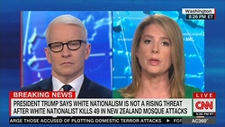 CNN Uses Shooting in New Zealand to Compare Trump to White Supremacist