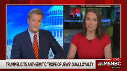 Morning Joe: Anti-Semite Trump 'Gonna Hide Behind His Jewish Son-in-Law'