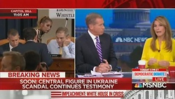 MSNBC: Sondland Took a 'Blow Torch' to Trump Defense