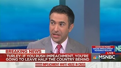 MSNBC Claims: 'You Don't Need an Underlying Crime to Impeach'
