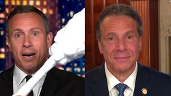 Chris Cuomo on His Embattled Brother